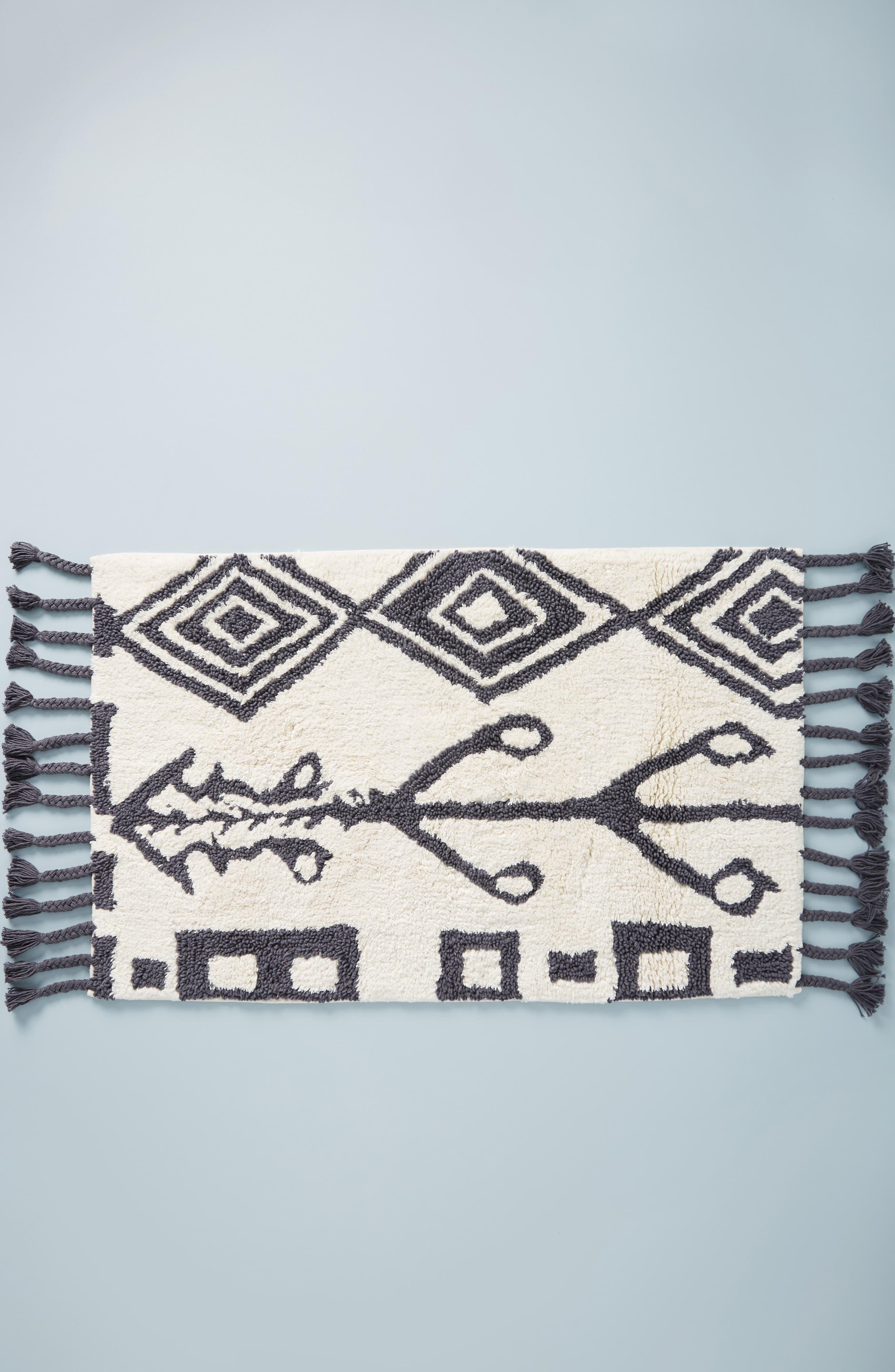 anthropologie lana bath mat
