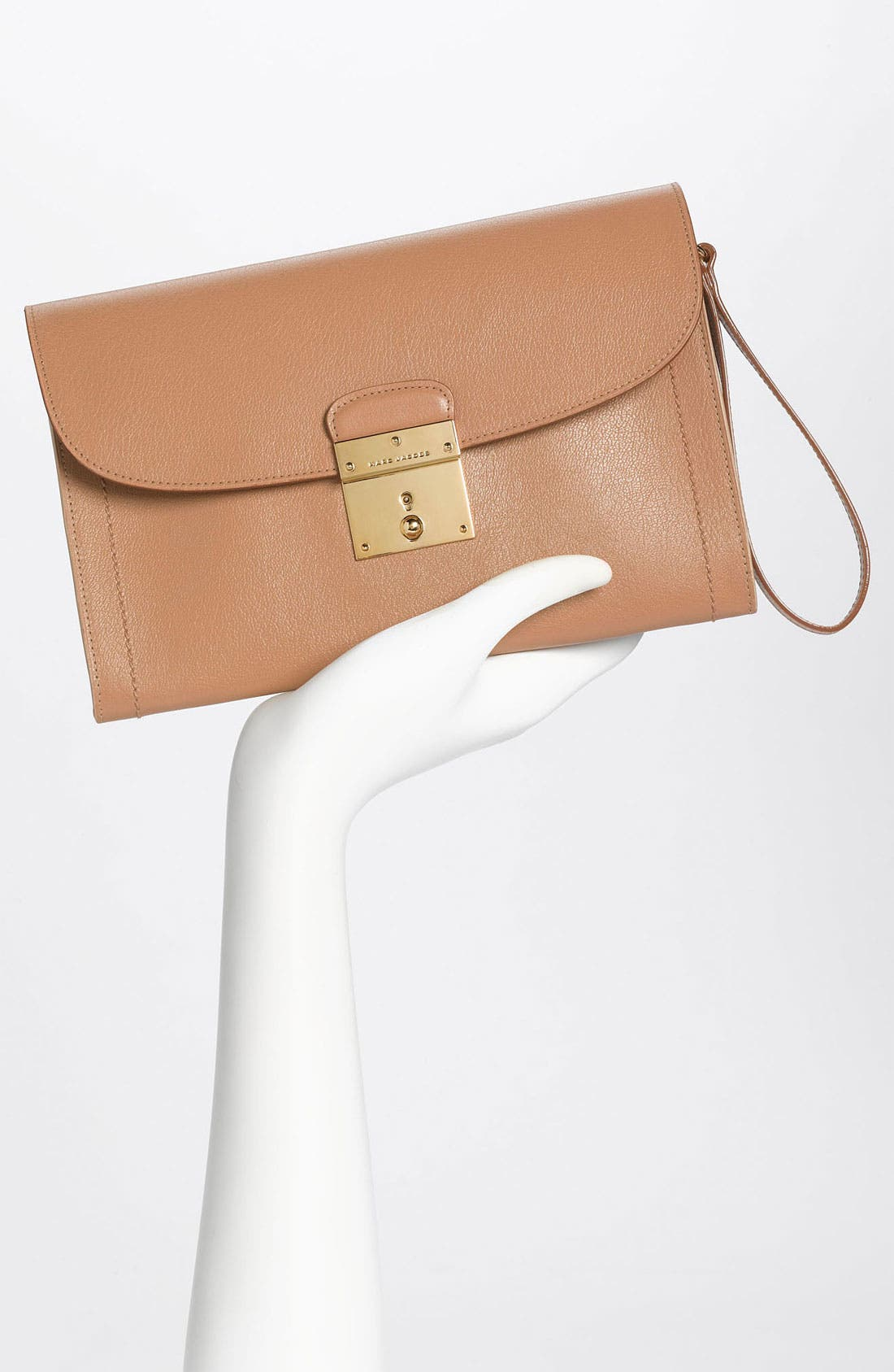 ,                             '1984 Isobel' Leather Clutch,                             Alternate thumbnail 7, color,                             250