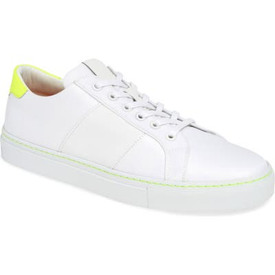 Greats Royale Ripstop Sneaker, White