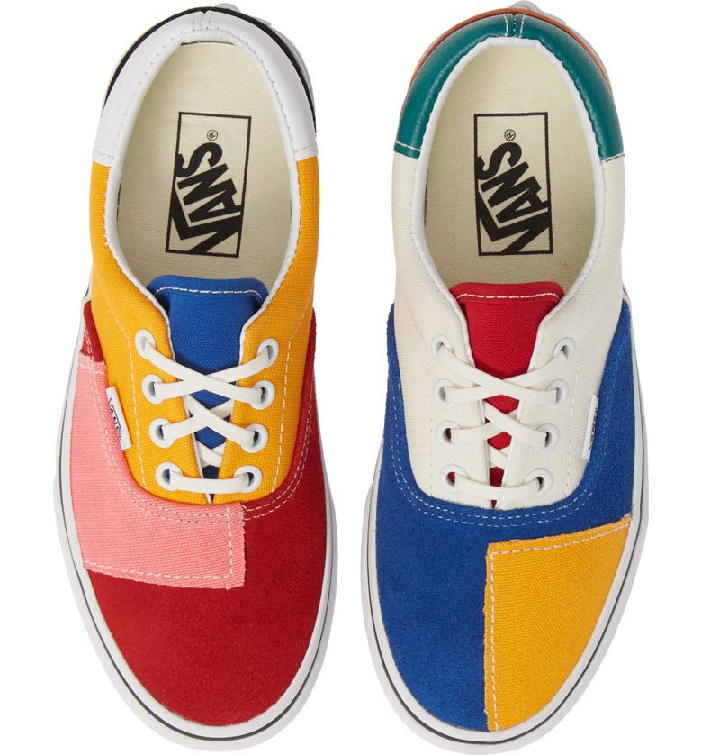 patchwork era vans