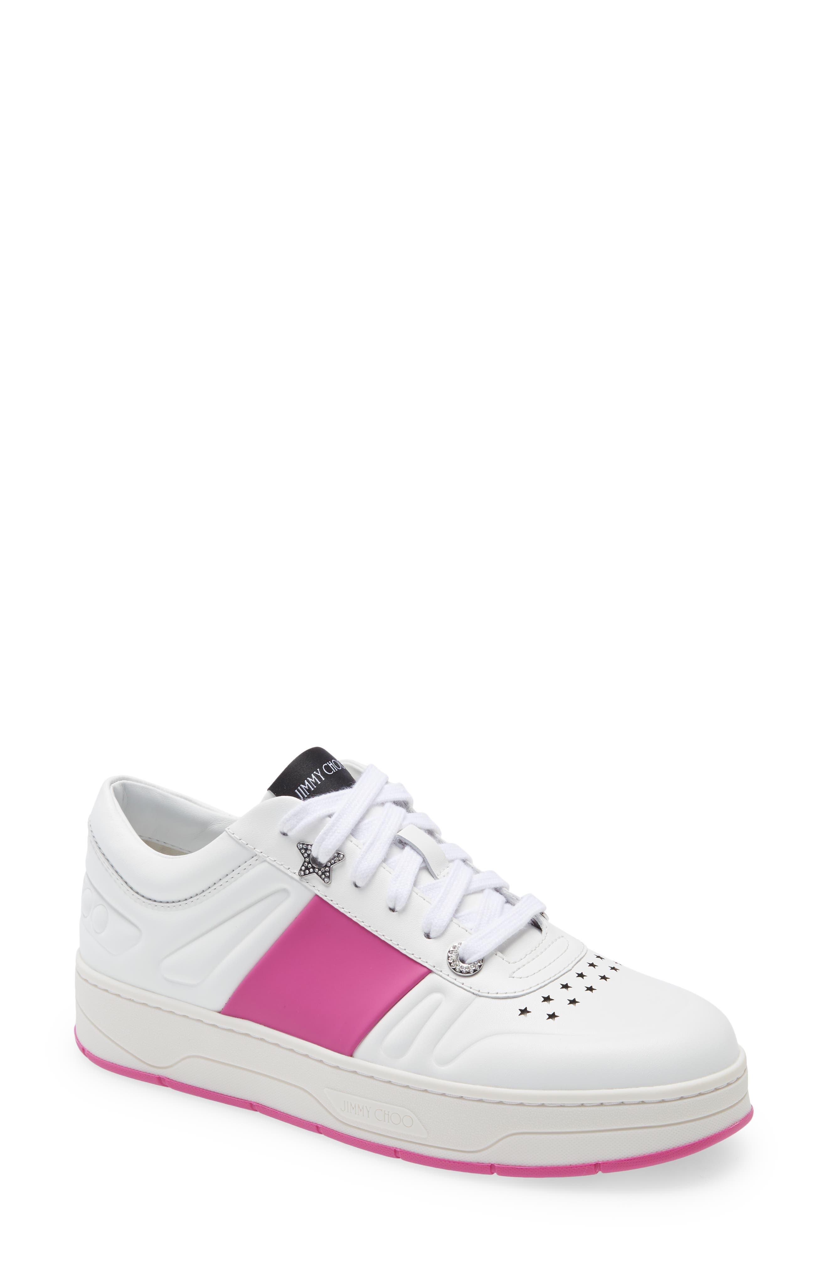 Women's Jimmy Choo Hawaii Platform Sneaker