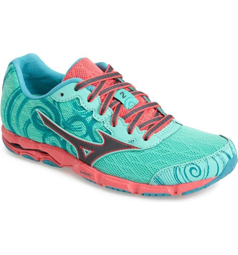 meet 2ab21 f0c03 Mizuno 'Wave Hitogami 2' Running Shoe (Women) | Nordstrom