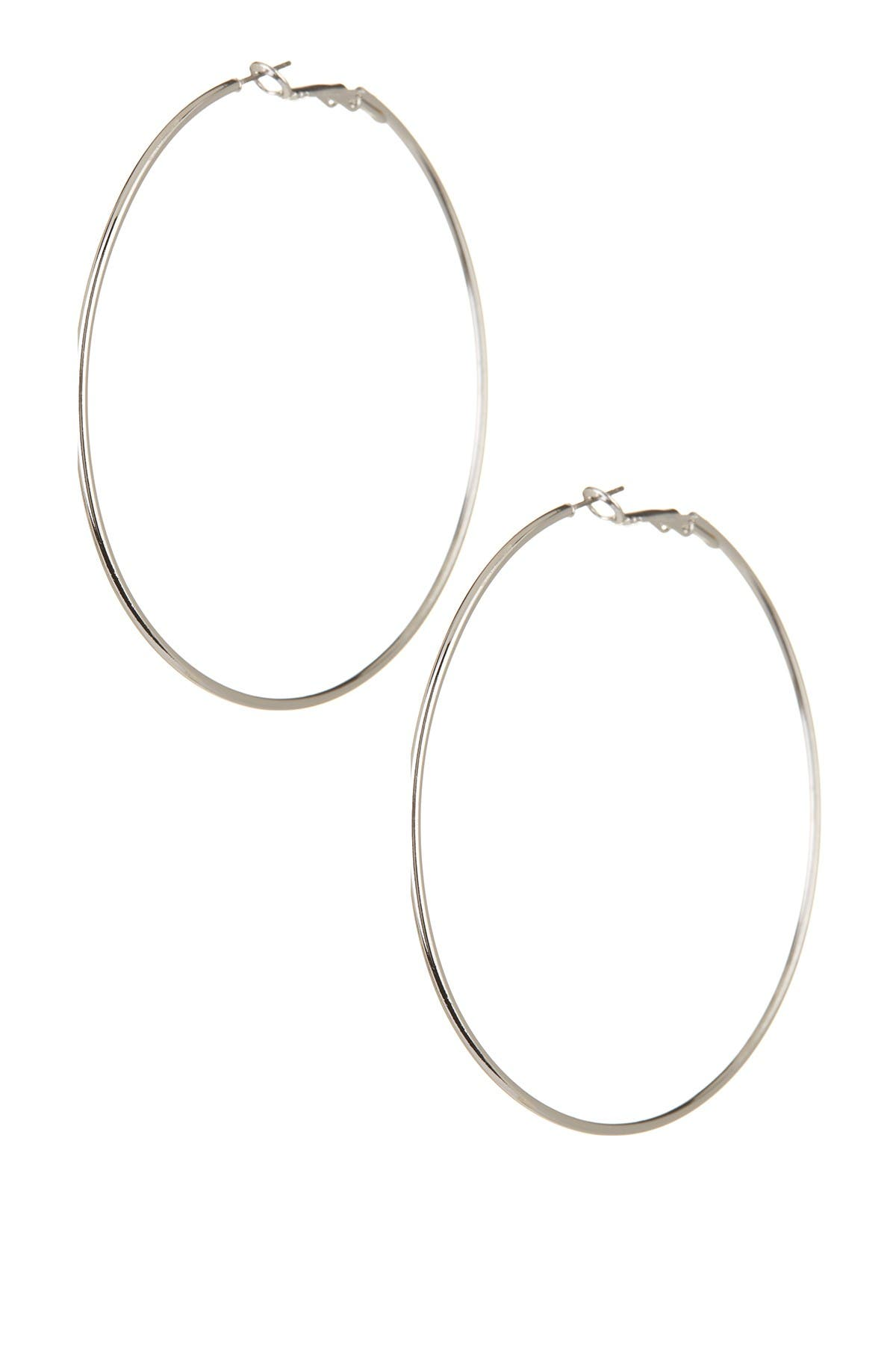 Image of 14th & Union Basic 71mm Hoop Earrings