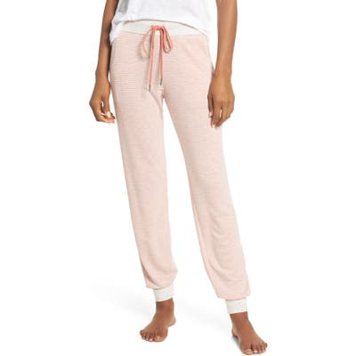 Felina Camilla Terry Jogger Pants, Orange