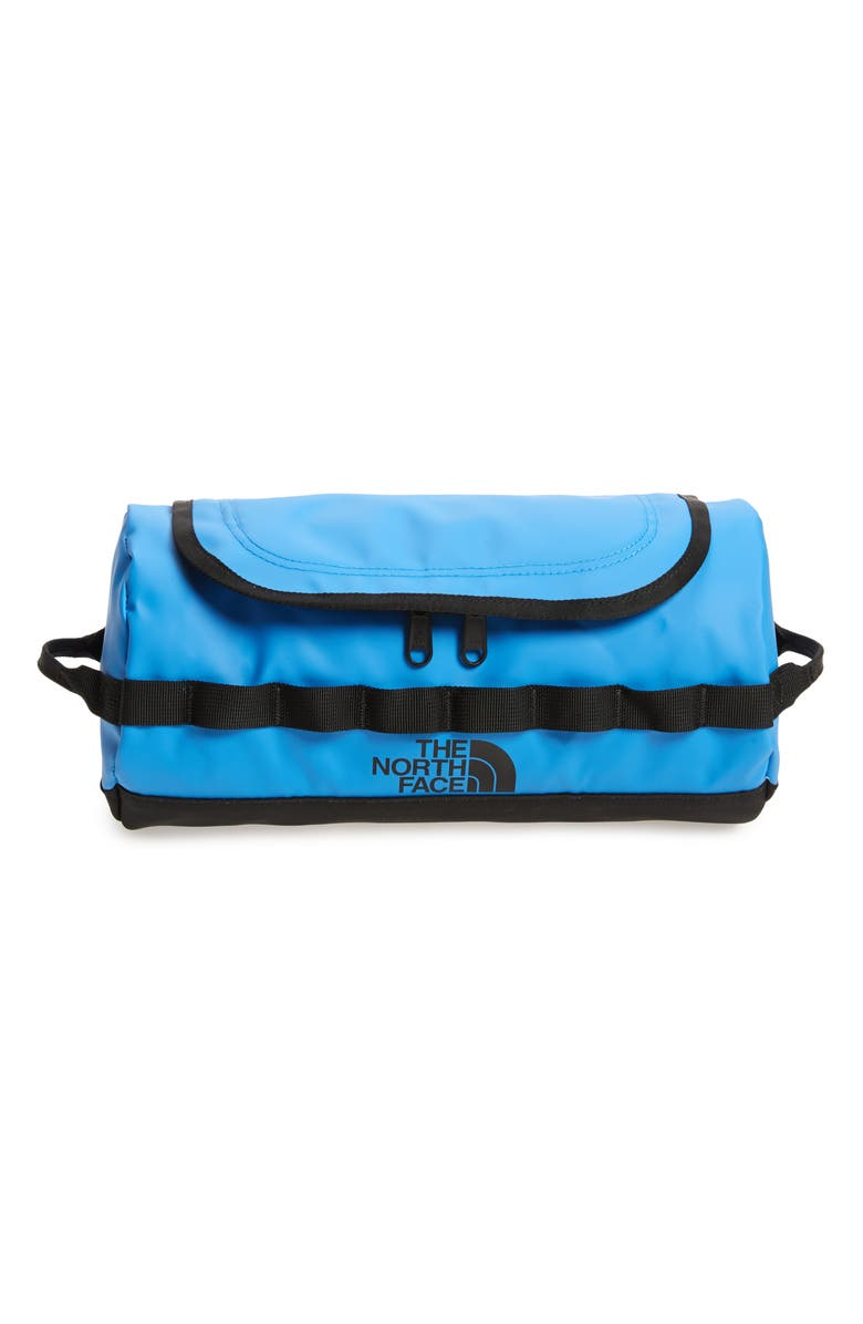 THE NORTH FACE Base Camp Travel Canister Dopp Kit, Main, color, 420