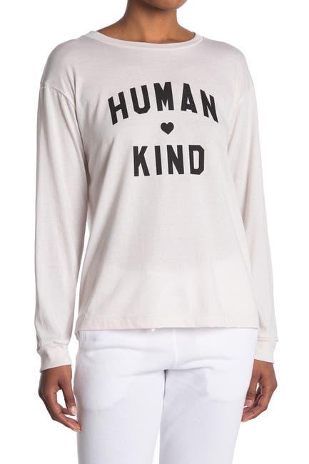 Image of Sub_Urban Riot Human Kind Boyfriend T-Shirt