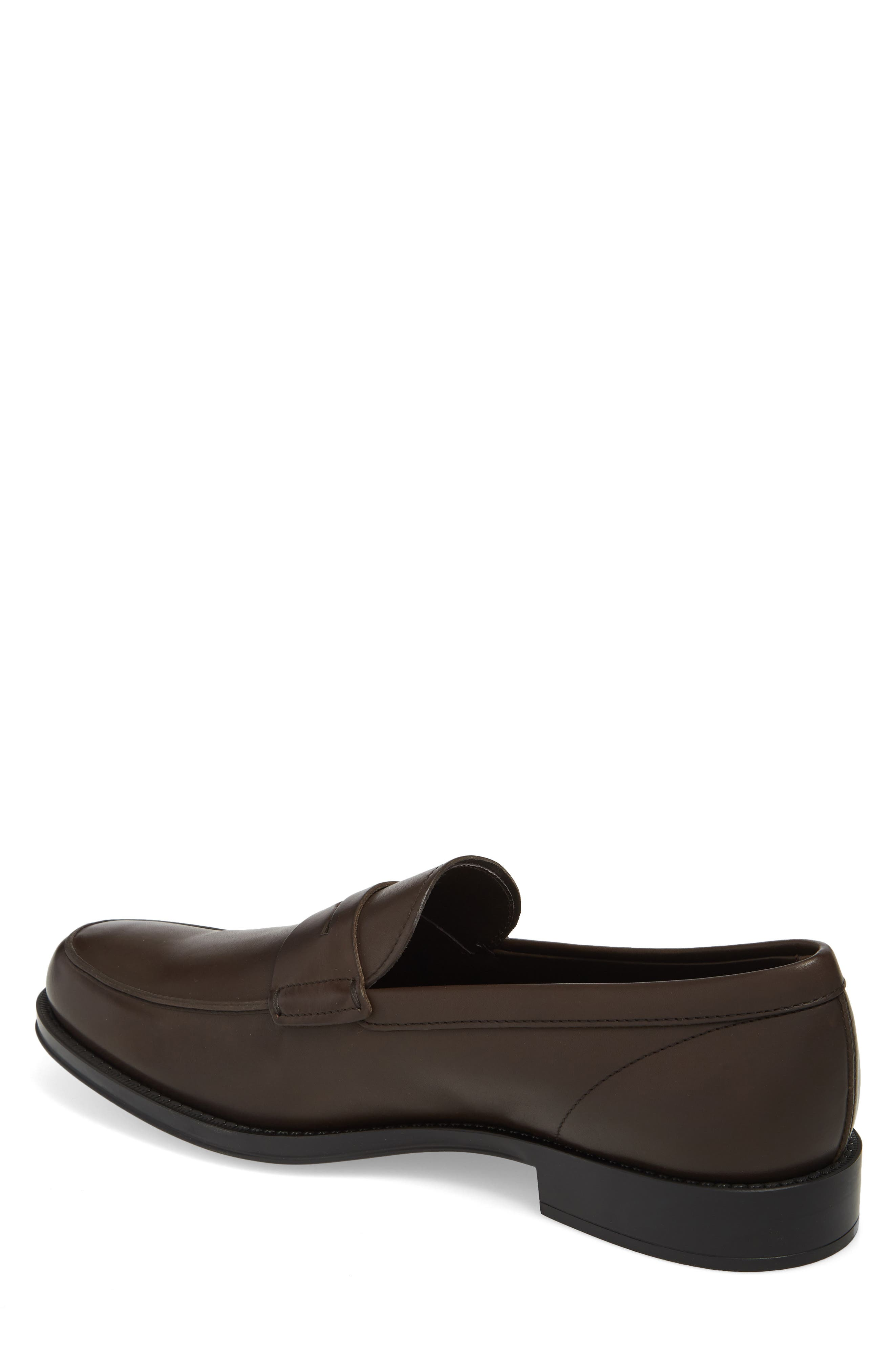 ,                             Penny Loafer,                             Alternate thumbnail 2, color,                             BROWN