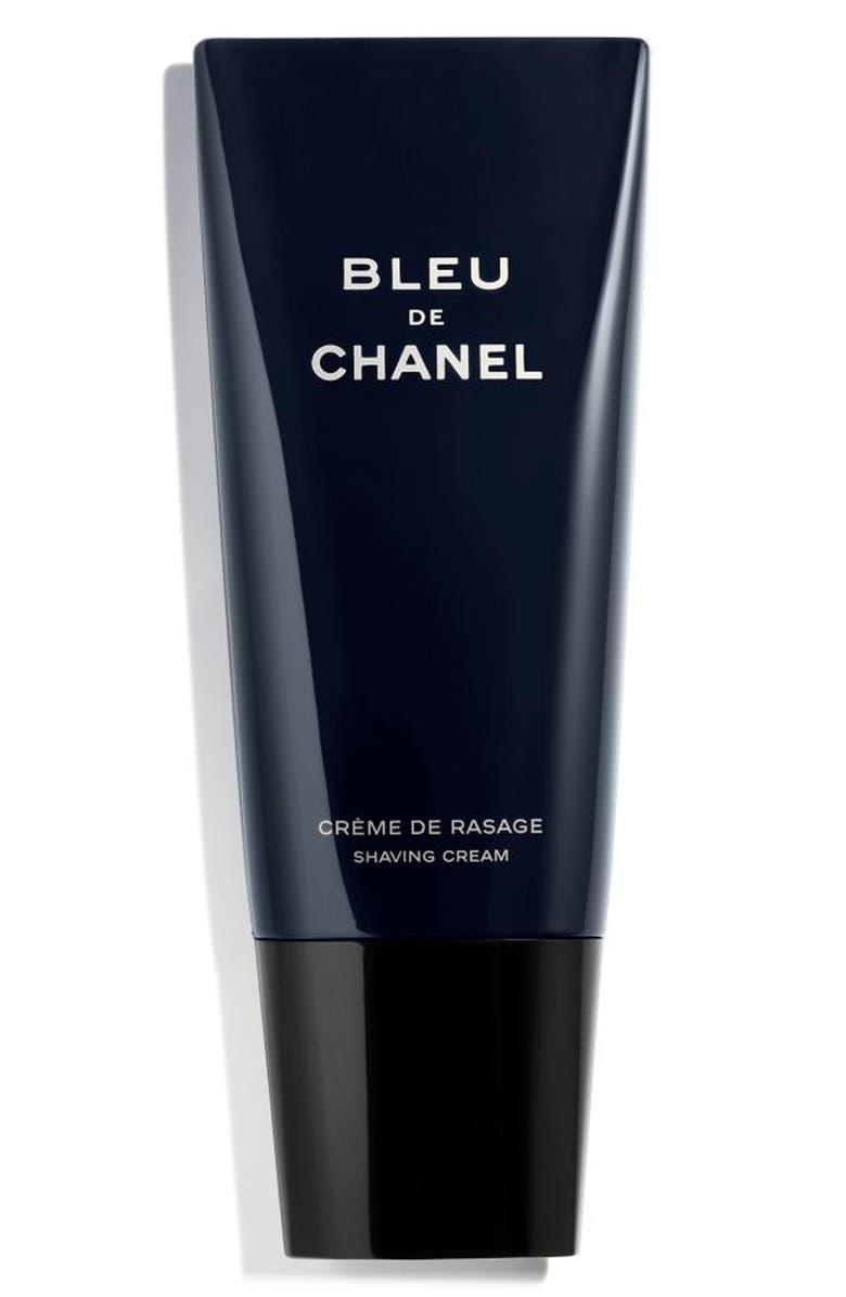CHANEL BLEU DE CHANEL Shaving Cream, Main, color, NO COLOR