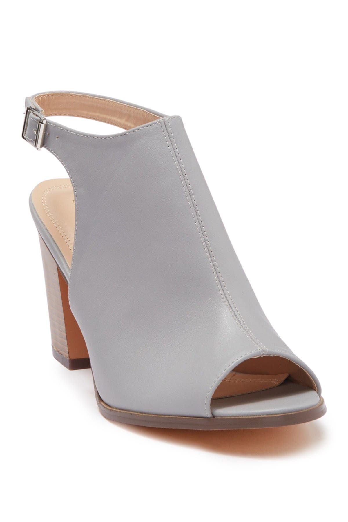 Image of Chase & Chloe Willy Peep Toe Sandal