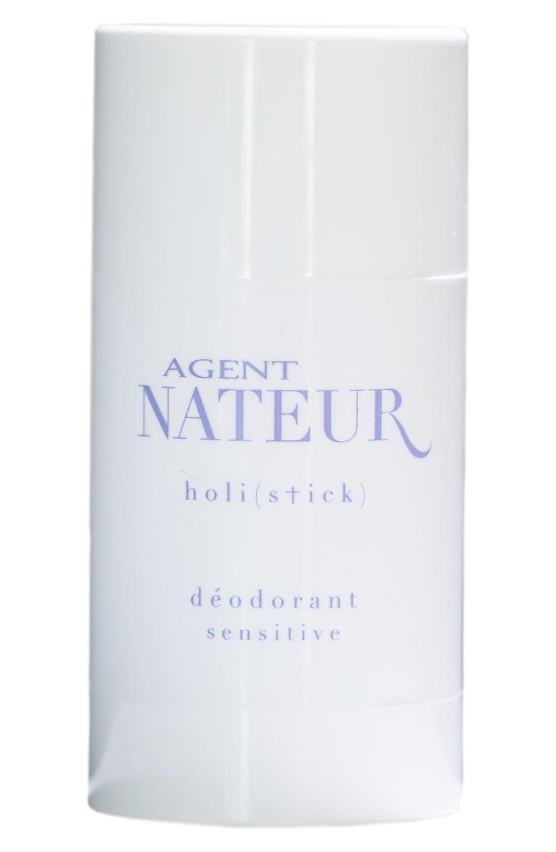 AGENT NATEUR holi(stick) Sensitive Deodorant, Main, color, NO COLOR