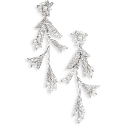 Kate Spade New York Antique Chic Statement Drop Earrings