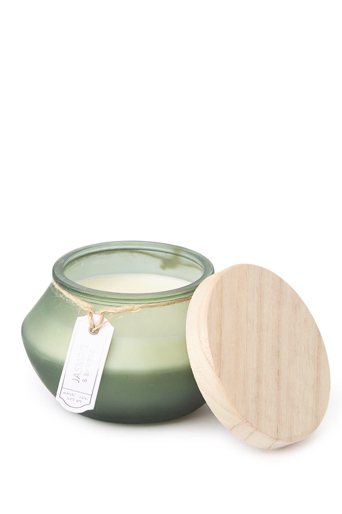 Image of PORTOFINO Jasmine Bamboo Boudoir Candle - 12 oz.
