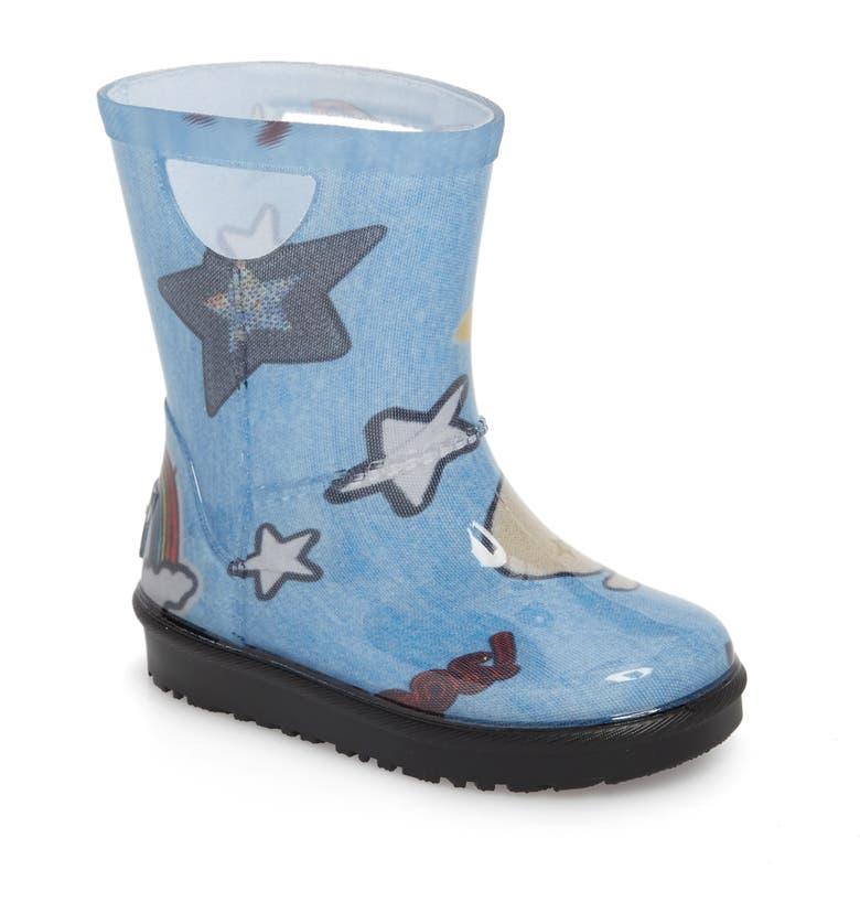 UGG<SUP>®</SUP> Rahjee Waterproof Rain Boot, Main, color, 400
