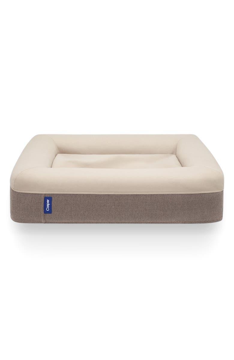 CASPER Dog Bed, Main, color, SAND