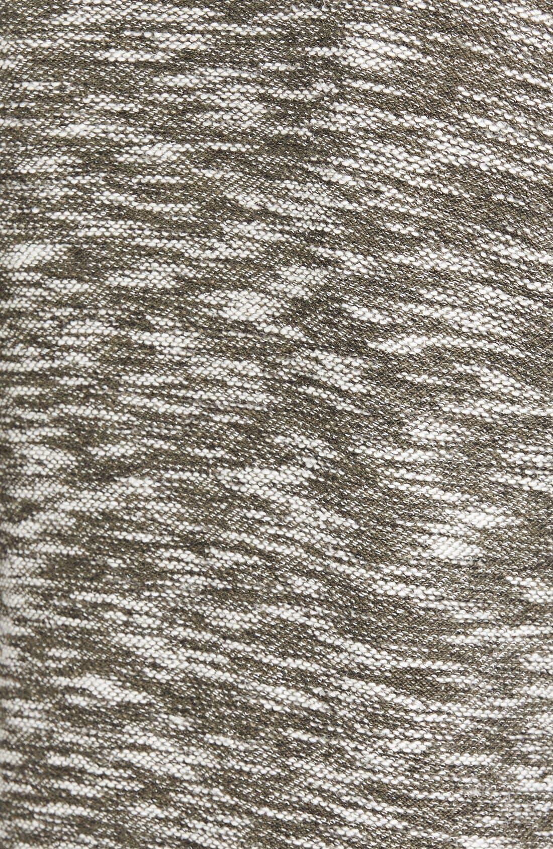 ,                             Knit Cowl Neck Tunic,                             Alternate thumbnail 6, color,                             315