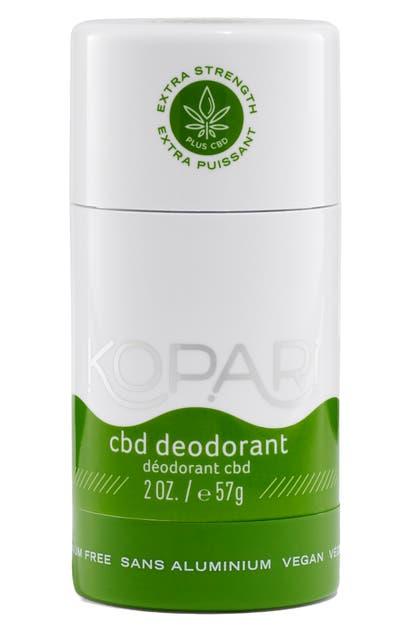 Kopari Cbd Extra Strength Deodorant