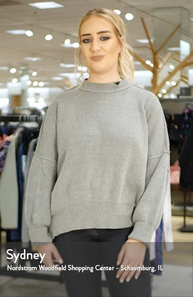 Cowl Neck Pullover, sales video thumbnail
