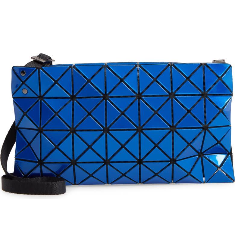 BAO BAO ISSEY MIYAKE Prism Crossbody Bag, Main, color, BLUE