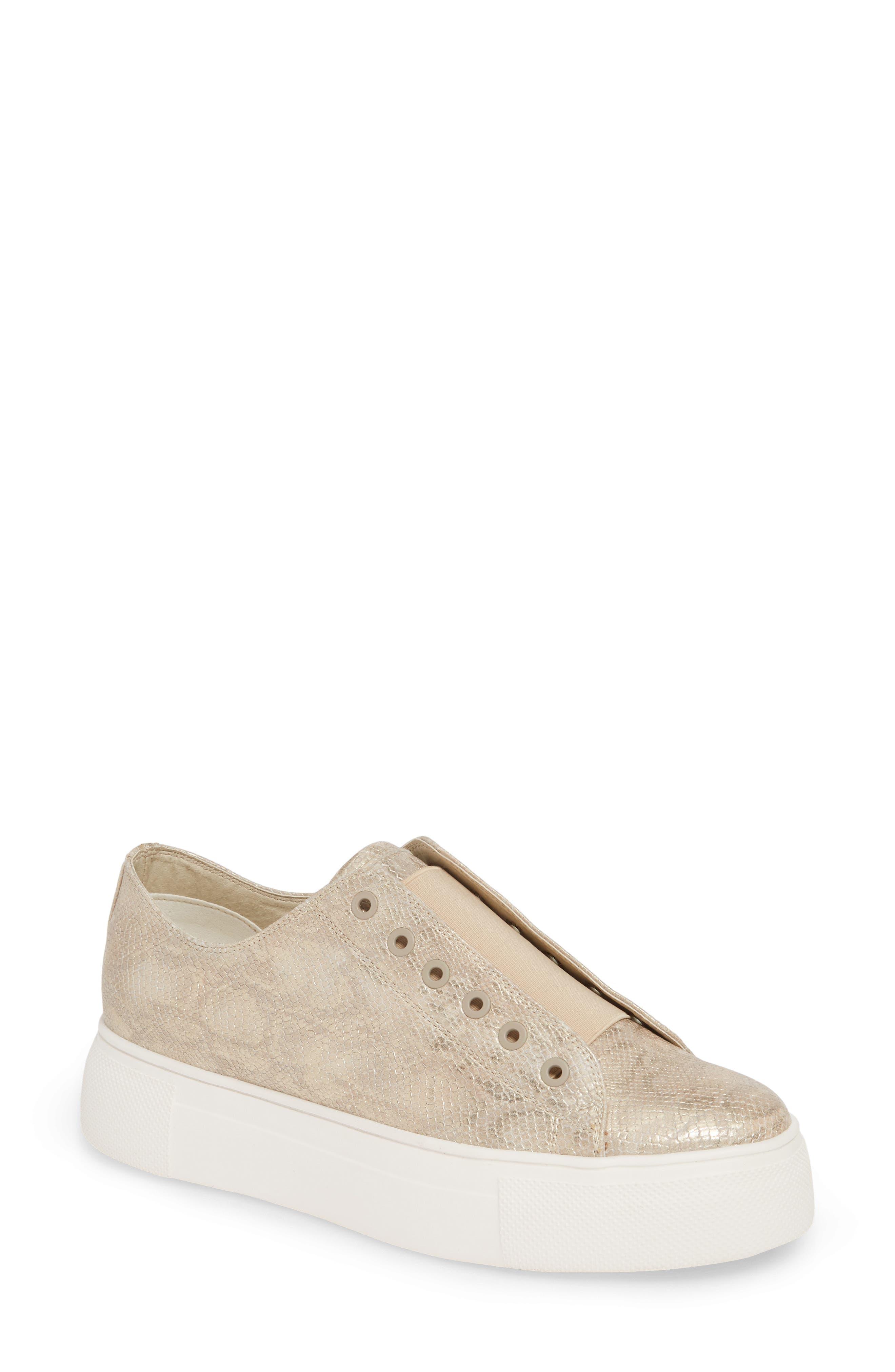 Very Volatile True Sneaker- Beige