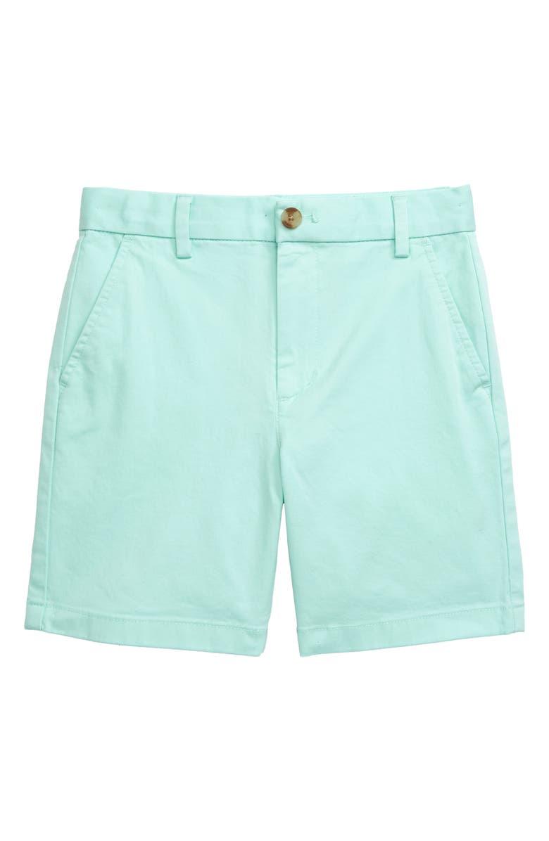 VINEYARD VINES Stretch Breaker Shorts, Main, color, CRYSTAL BLUE