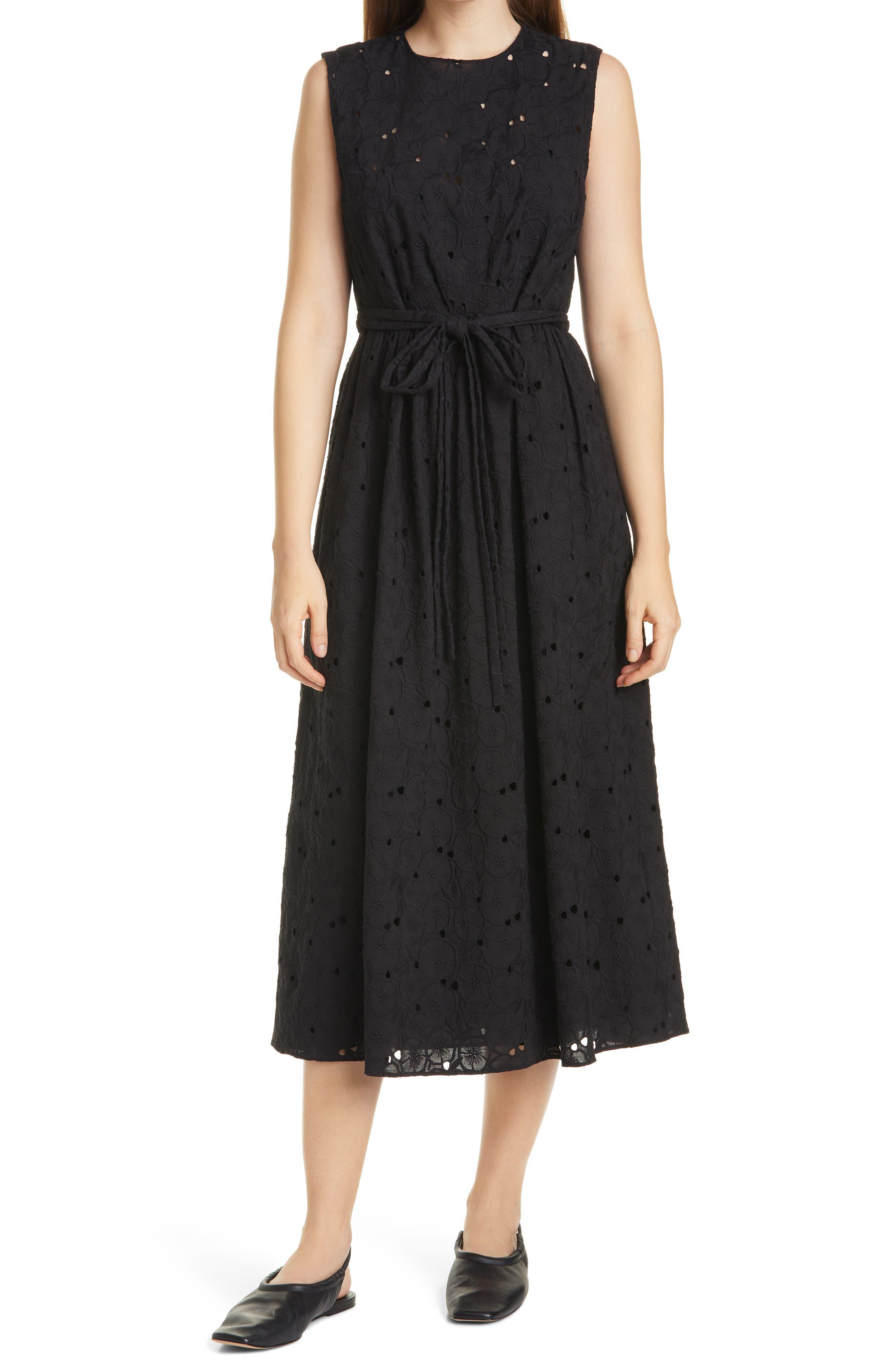 Floral Shift Midi Dress