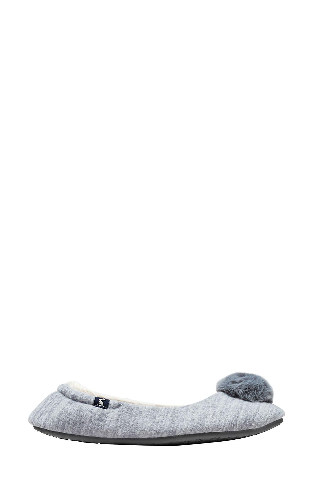 Pombury Faux Fur Lined Slipper