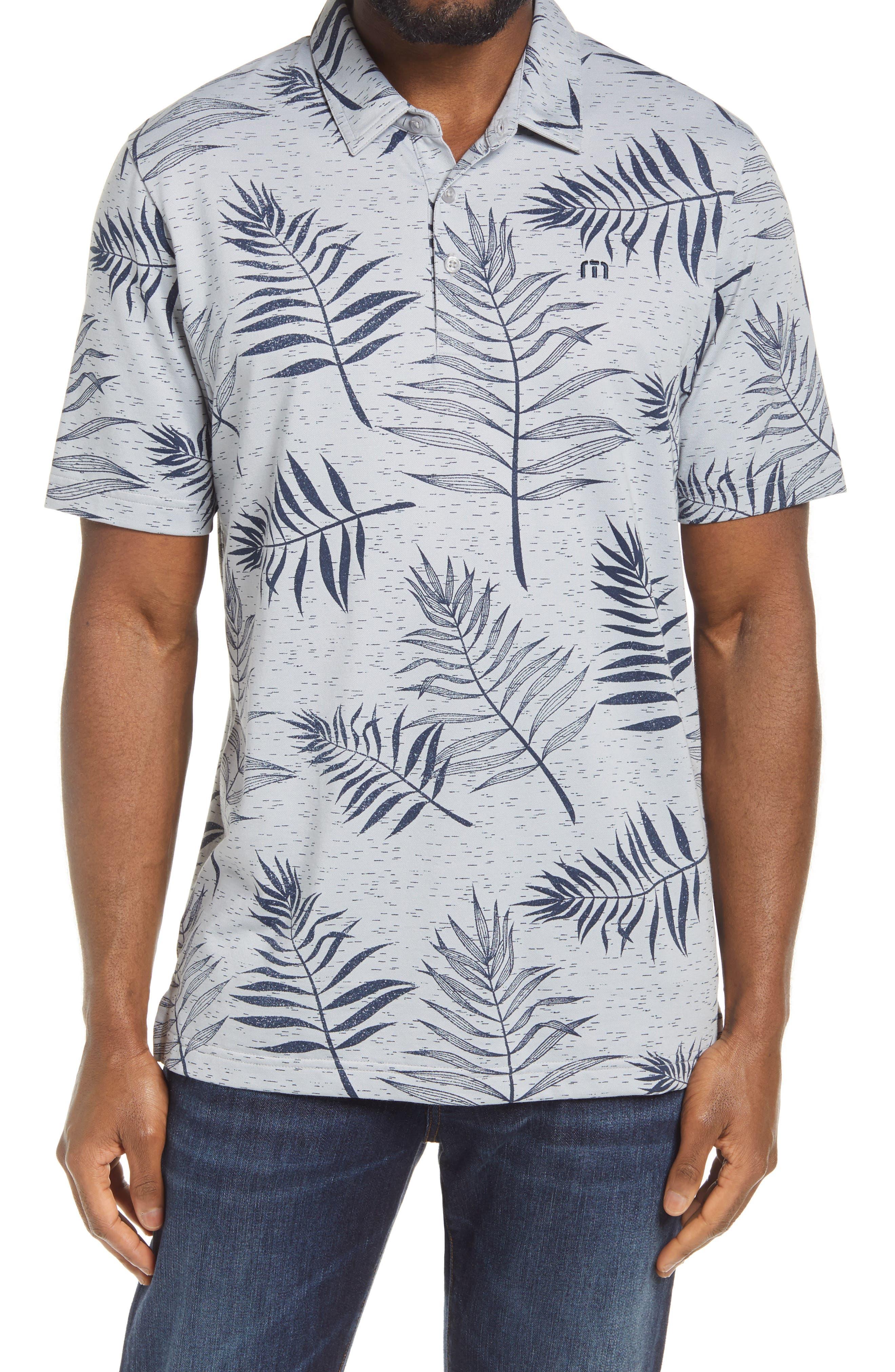 Image of TRAVIS MATHEW Gimme Two Slim Polo Shirt