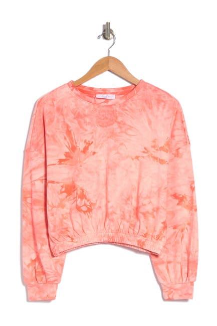 Image of Elodie Tie Dye Sweatshirt
