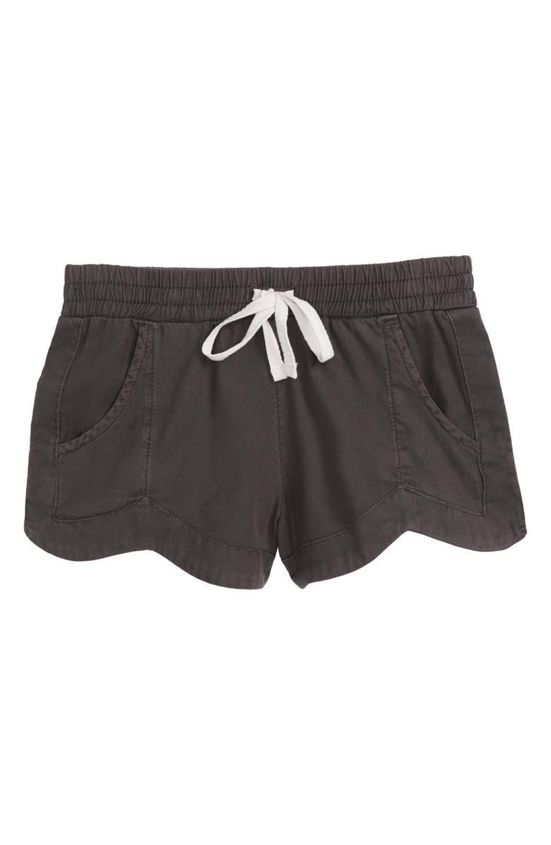 BILLABONG Made For You Woven Shorts, Main, color, BLACK