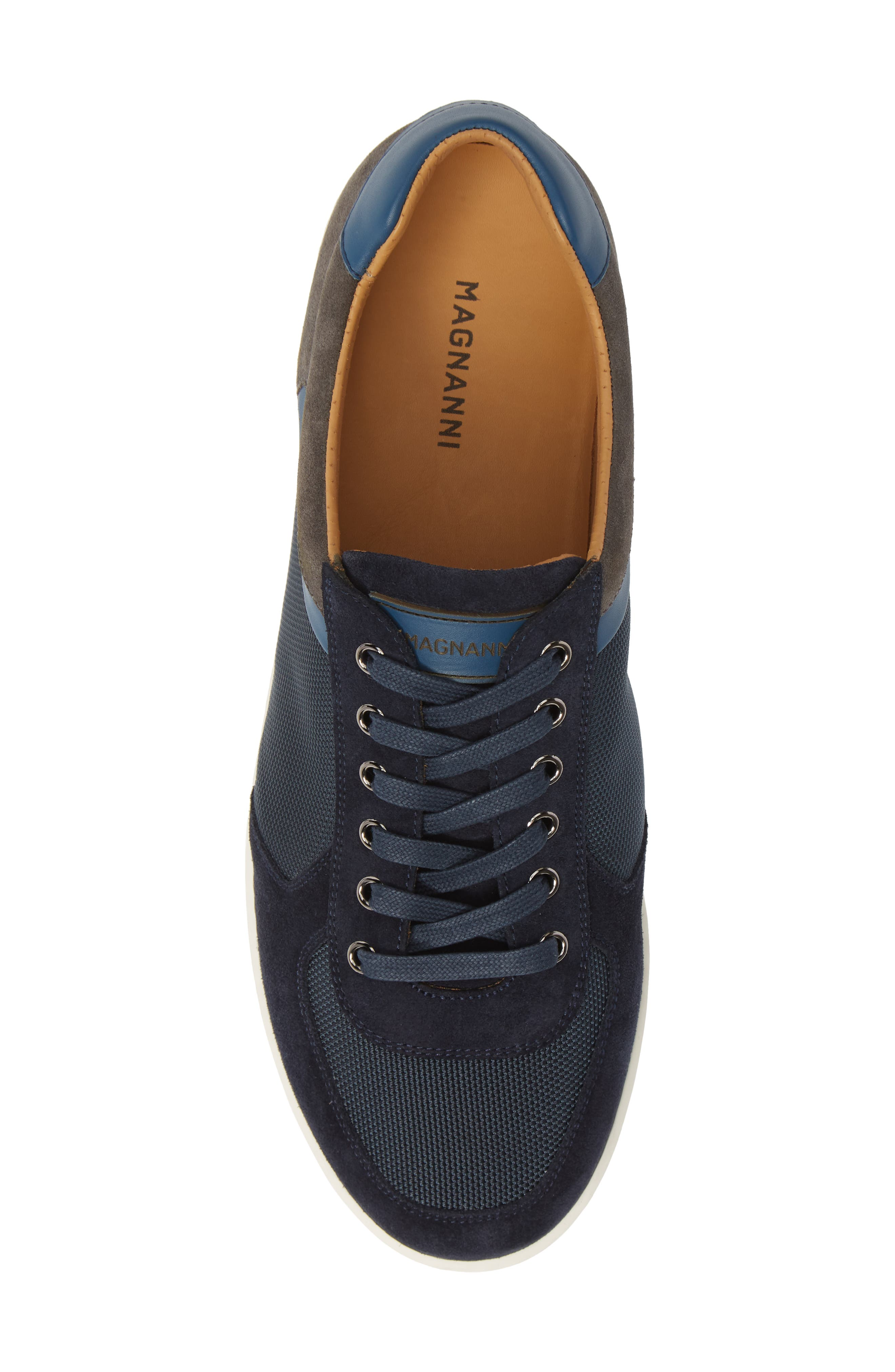 ,                             Echo Sneaker,                             Alternate thumbnail 5, color,                             NAVY SUEDE