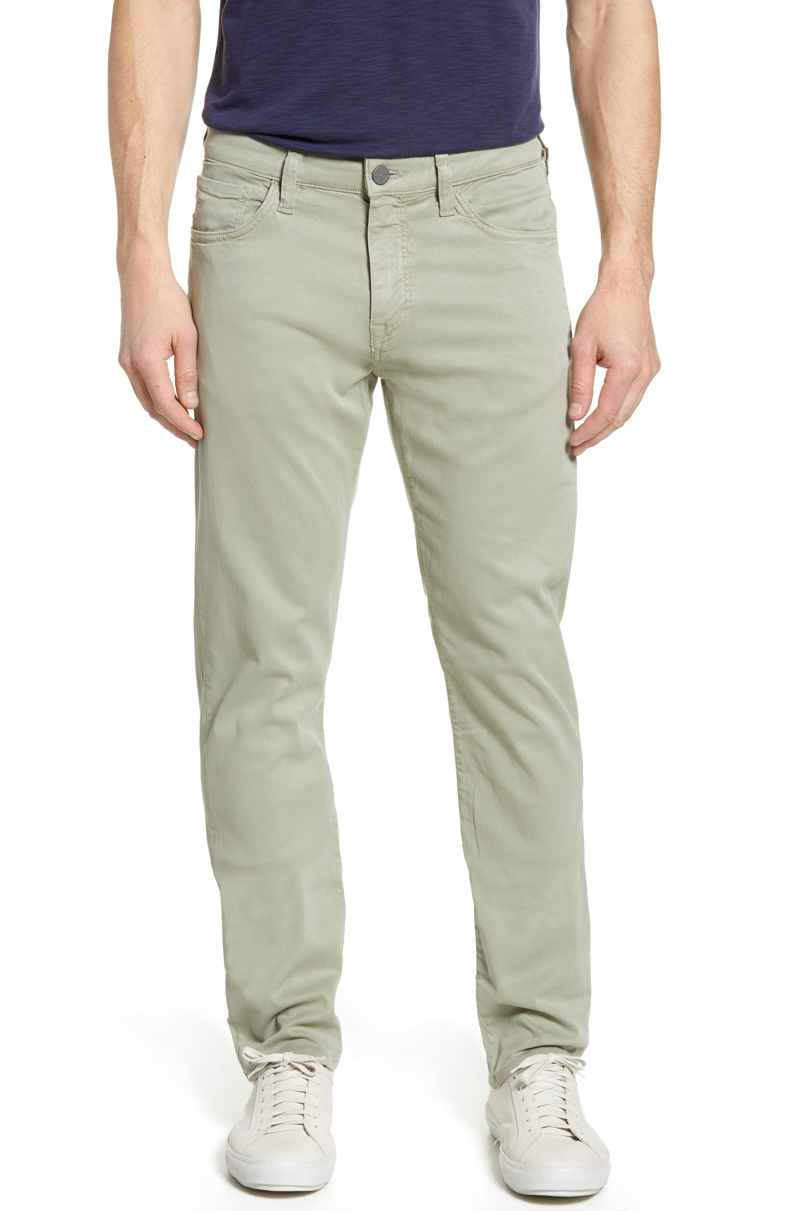 Courage Straight Leg Jeans, Main, color, SAGE SOFT TOUCH