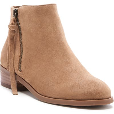 Sole Society Abbott Bootie- Brown