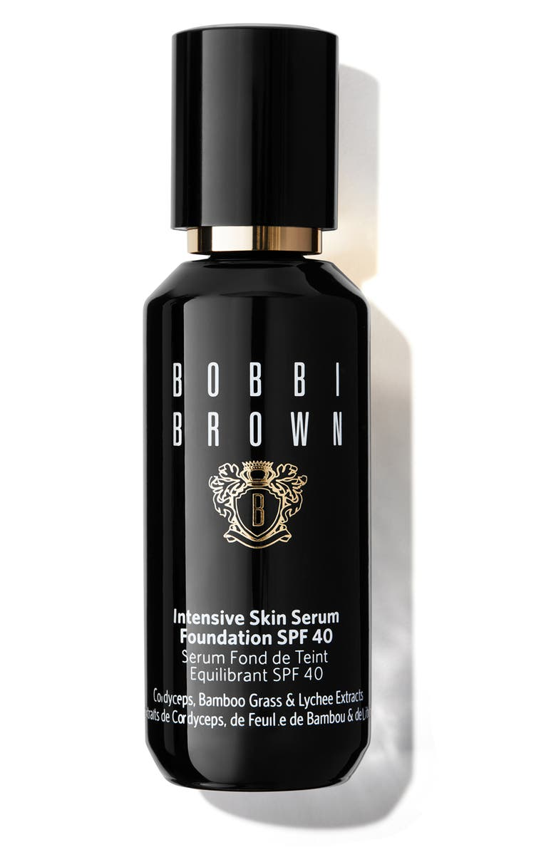BOBBI BROWN Intensive Skin Serum Foundation SPF, Main, color, WARM ALMOND (W-086) - SPF 40