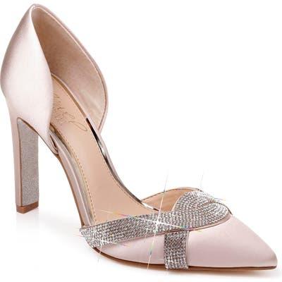 Jewel Badgley Mischka Sedona Crystal Embellished D
