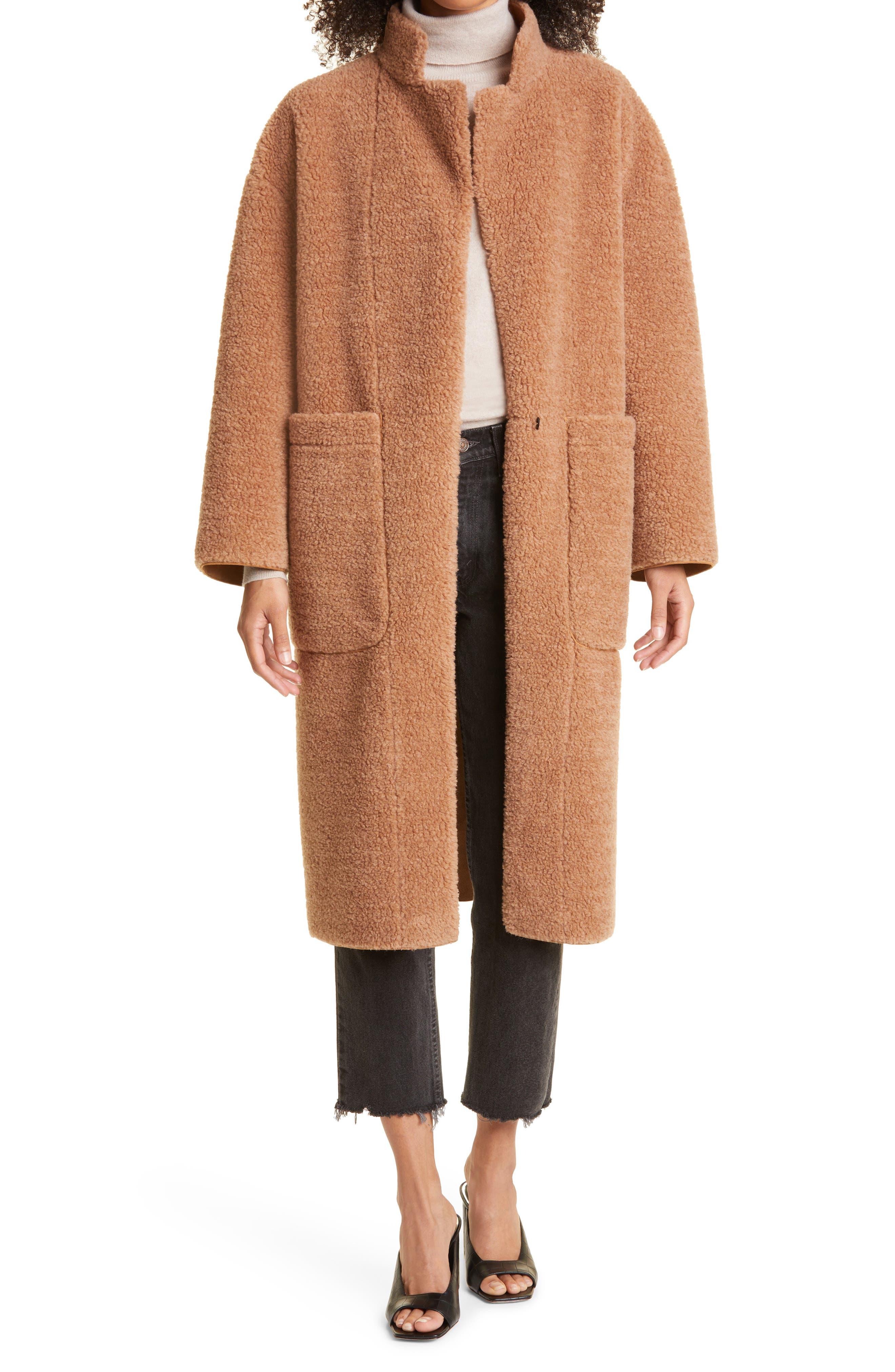 Cloud Fleece Walking Coat