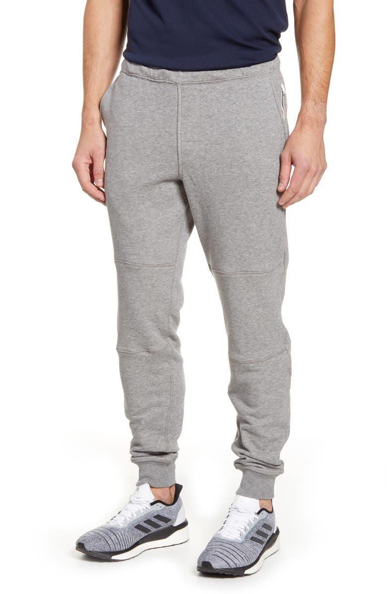 FOURLAPS Rush Jogger Pants, Main, color, GREY HEATHER