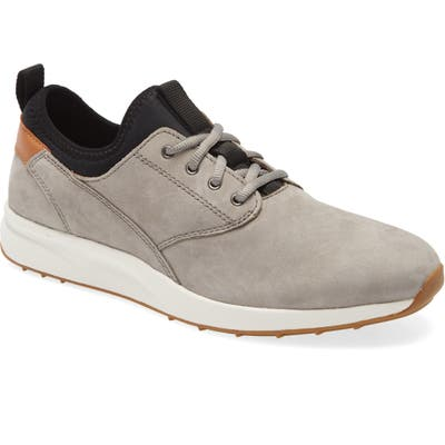 Johnston & Murphy Keating Sneaker, Grey