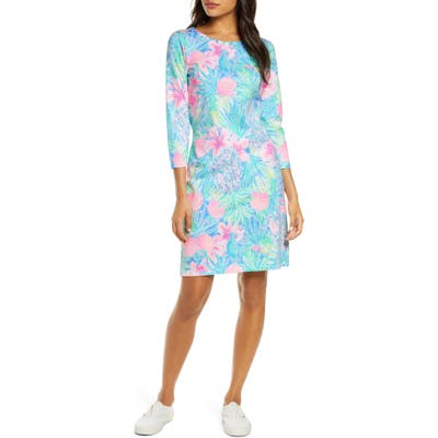 Lilly Pulitzer Charley Shift Dress, Blue