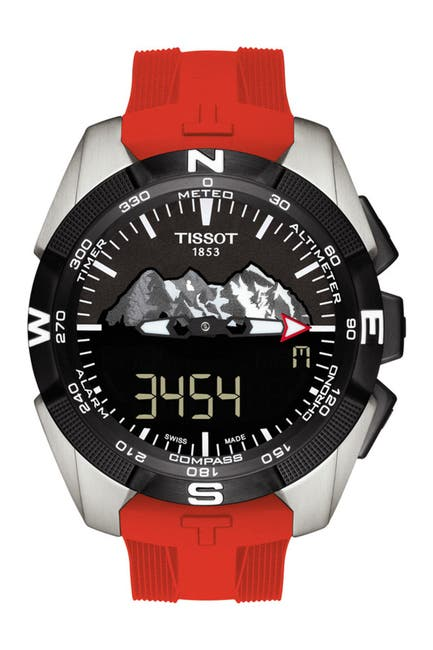 Image of Tissot Men's T-Touch Expert Solar Jungfraubahn Edition Watch, 45mm