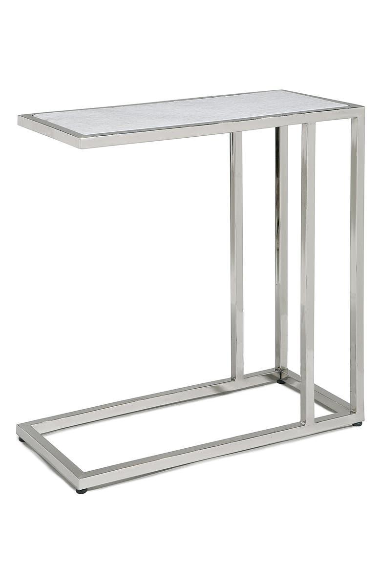 REGINA ANDREW DESIGN Echelon Sofa Hugger Table, Main, color, 040