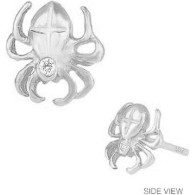 Mini Mini Jewels Diamond Icon Spider Earring