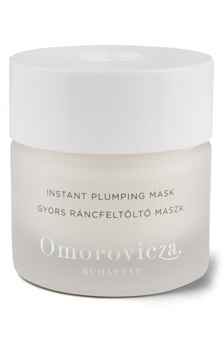OMOROVICZA Instant Plumping Mask, Main, color, NO COLOR