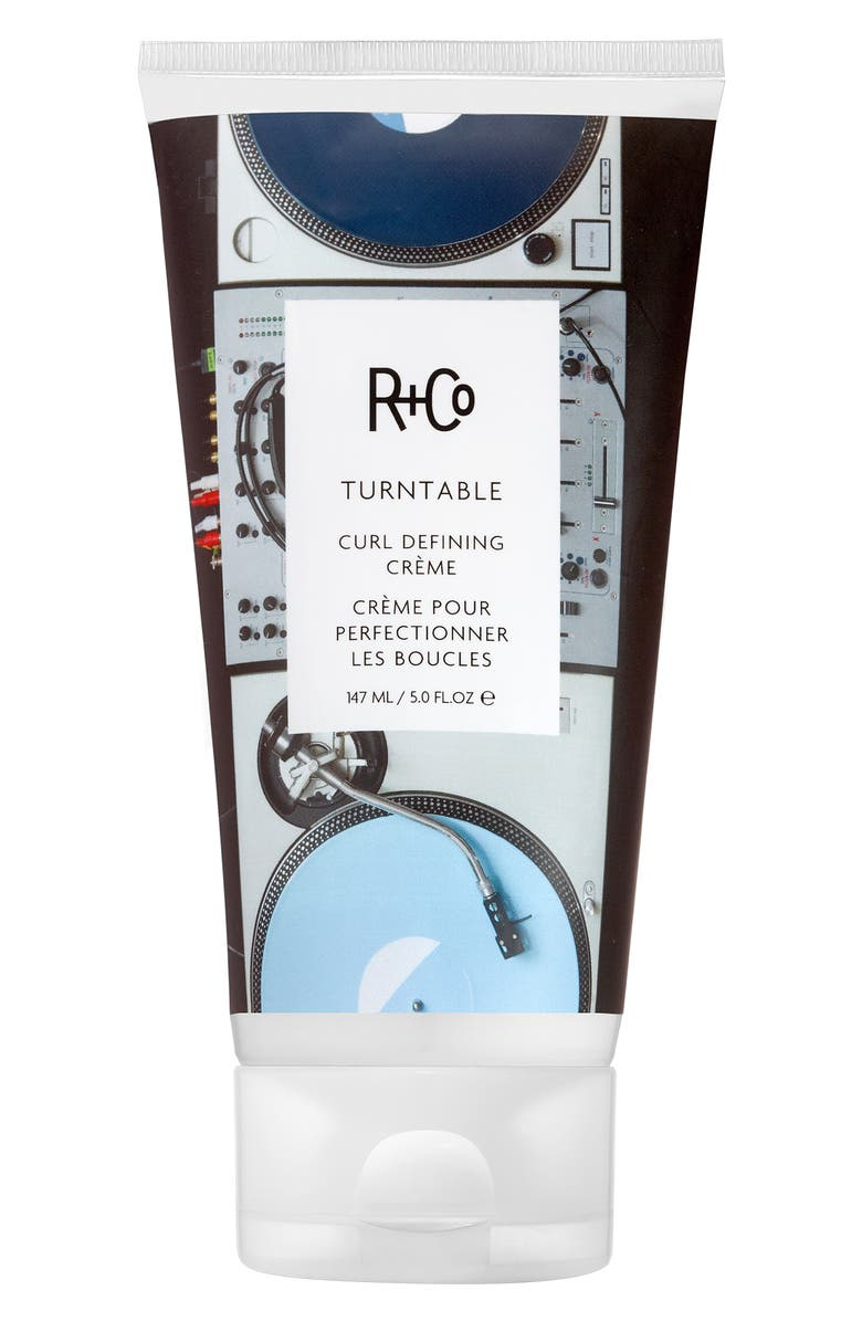 R+CO SPACE.NK.apothecary R+Co Turntable Curl Defining Crème, Main, color, 000