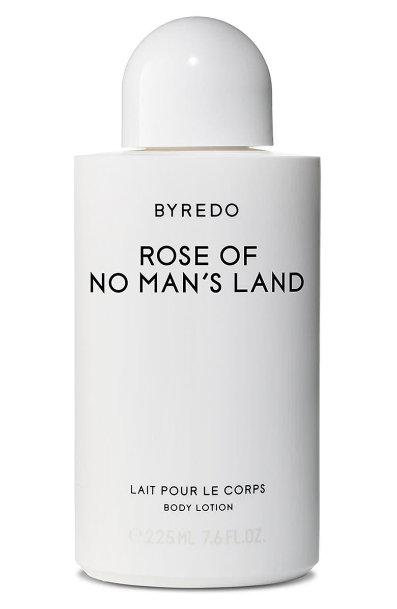 BYREDO Rose of No Man's Land Body Lotion, Main, color, NO COLOR