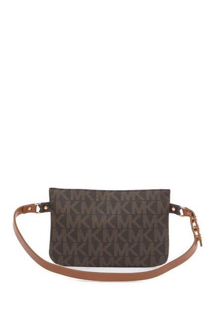 Image of Michael Kors Pull Chain Belt Bag