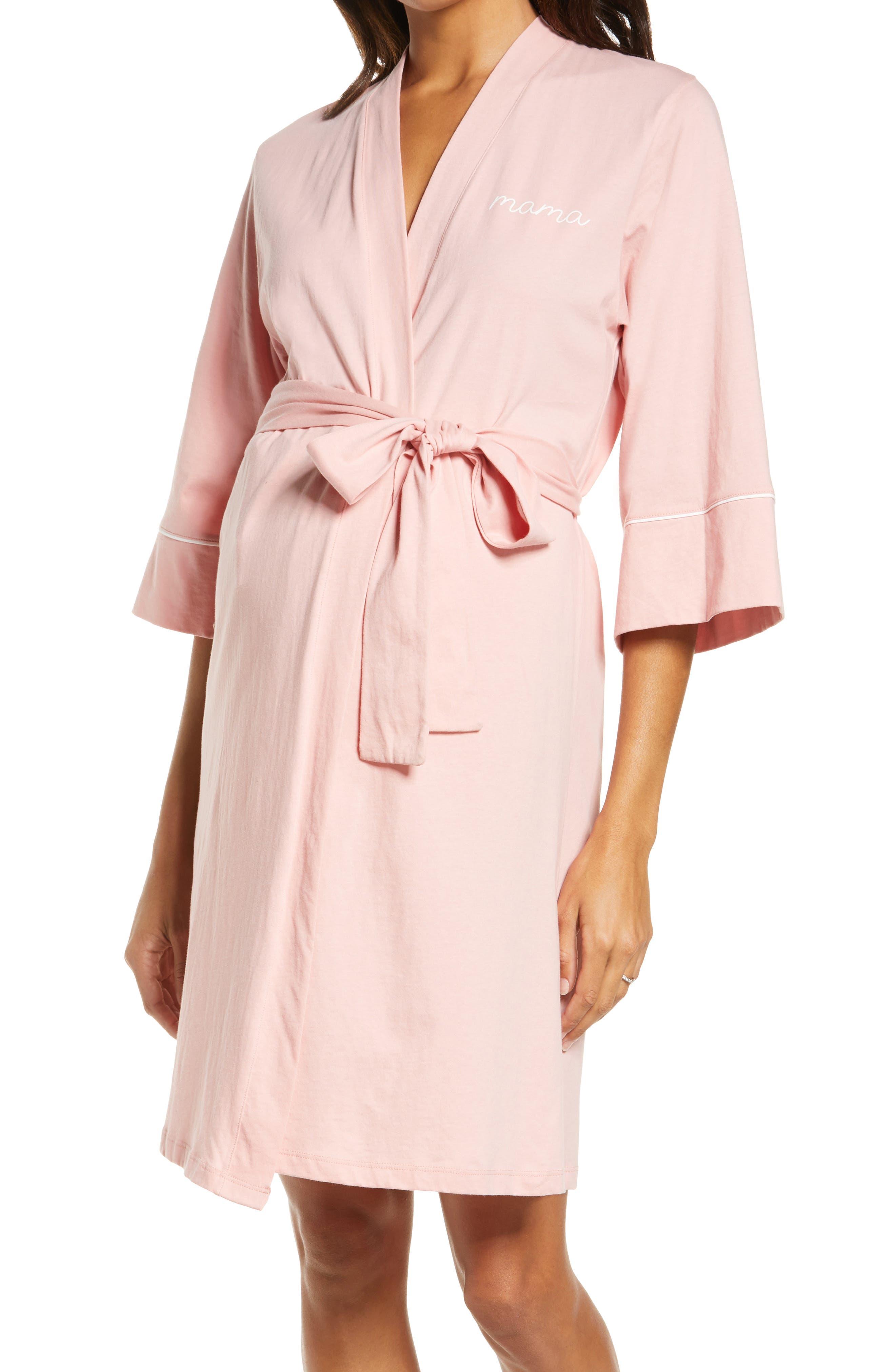 Mama Maternity/nursing Robe