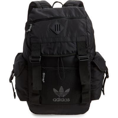 Adidas Originals Urban Utility Ii Black Backpack - Black