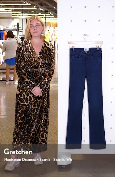 Transcend - Manhattan Slim Bootcut Jeans, sales video thumbnail