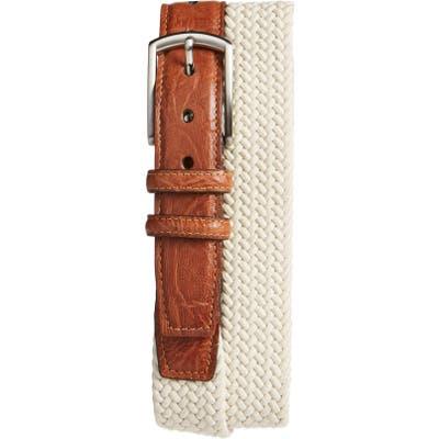 Torino Woven Cotton Belt