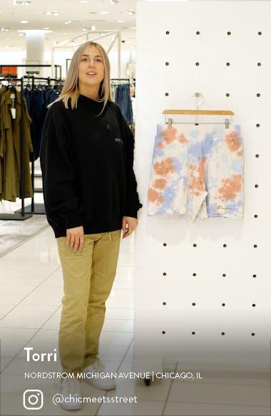 Sunwash Fleece Shorts, sales video thumbnail